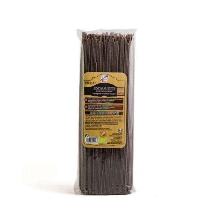 Espagueti de centeno integral bio 500 gramos la finestra