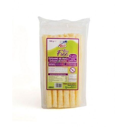 Grissoni de maiz bio 100 gramos la finestra
