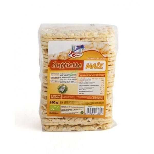 Soffiette maiz 130 gramos la finestra