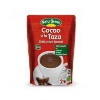 Cacao a la taza listo para tomar bio 330 ml naturgreen