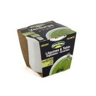 Crema de verduras con tahin bio 310 gramos naturgreen