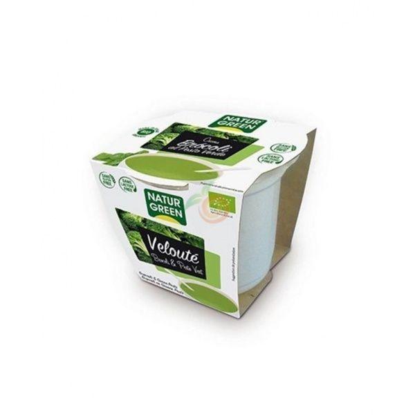 Crema brocoli pesto bio 310 ml naturgreen