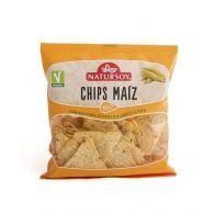 Chips de maiz bio 75 gramos natursoy