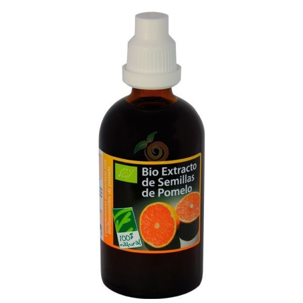 Extracto de semillas de pomelo 100 ml cien por cien natural